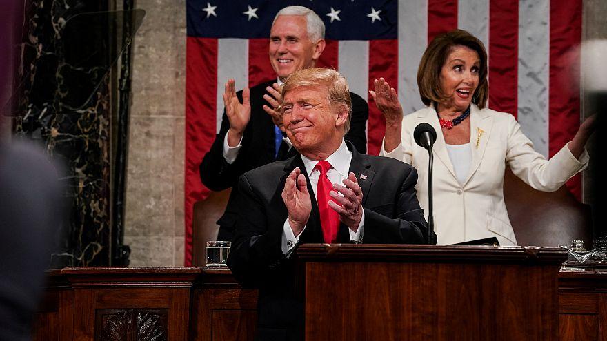 """Дональд Трамп - Конгрессу США: """"Выбирайте величие!"""""""