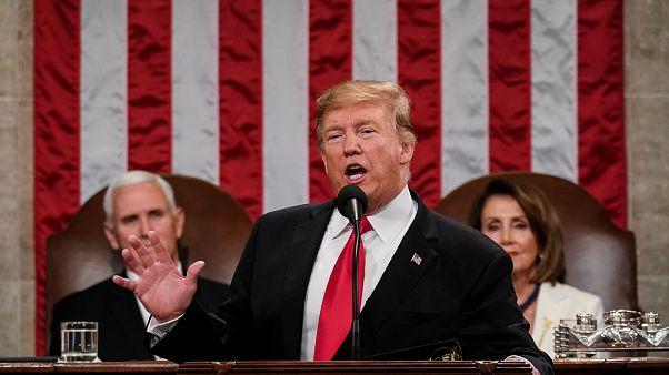"""""""Wir sind Amerikaner: Wir machen das Unglaubliche"""" – Das sagte Trump in der Rede zur Lage der Nation"""
