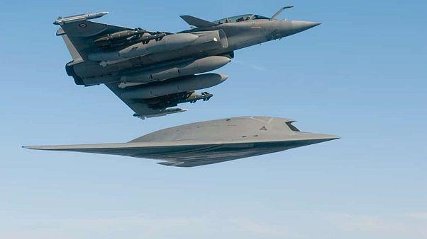 Ευρωπαϊκό μαχητικό αεροσκάφος επόμενης γενιάς!