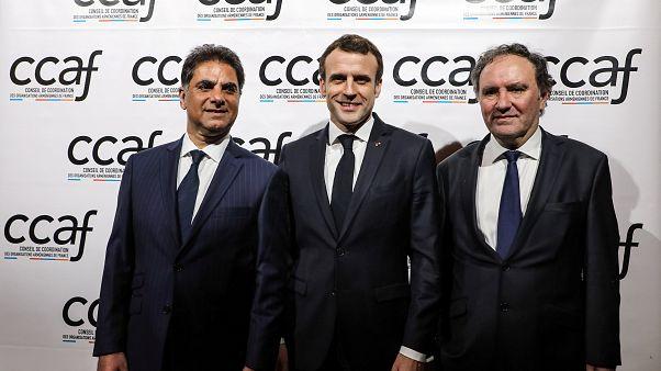Macron annonce une journée nationale du génocide arménien en France.