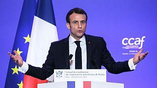 ماکرون ۲۴ آوریل را در فرانسه روز یادبود «نسل کشی» ارامنه تعیین کرد