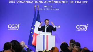 """Γαλλία: Η 24η Απριλίου """"μέρα εθνικής μνήμης της γενοκτονίας των Αρμενίων"""""""