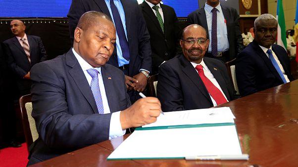 L'accord de paix a été signé à Khartoum au Soudan