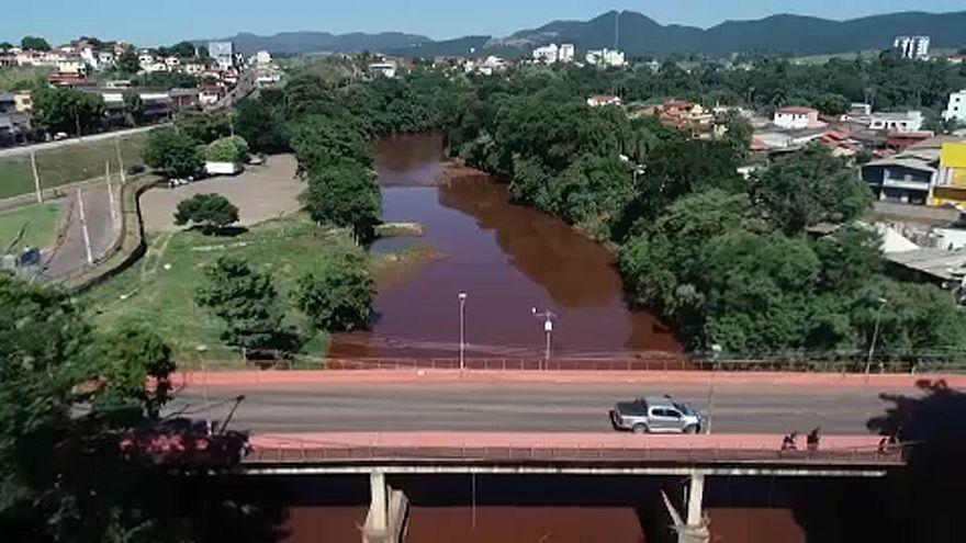 Egészségügyi válság jöhet a gátszakadás után Brazíliában