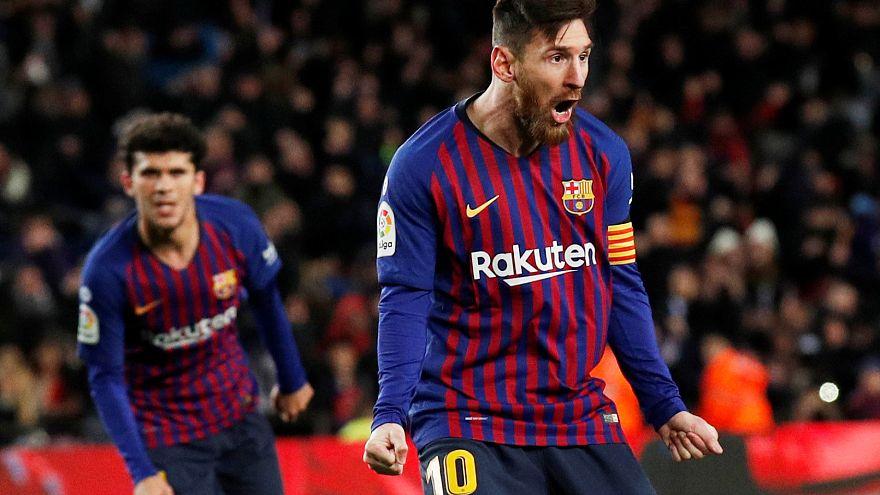 Barcelona y Real Madrid, a por una plaza en la final de la Copa del Rey