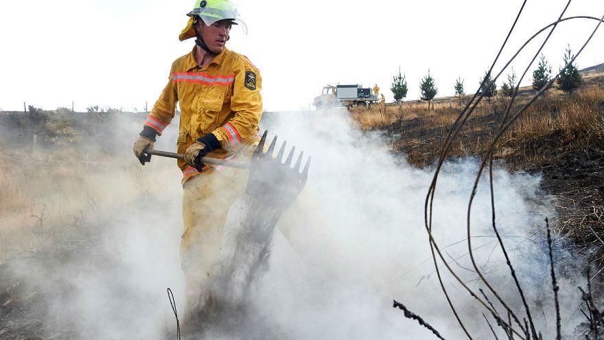 Természeti károkkal küzd Új-Zéland és Ausztrália