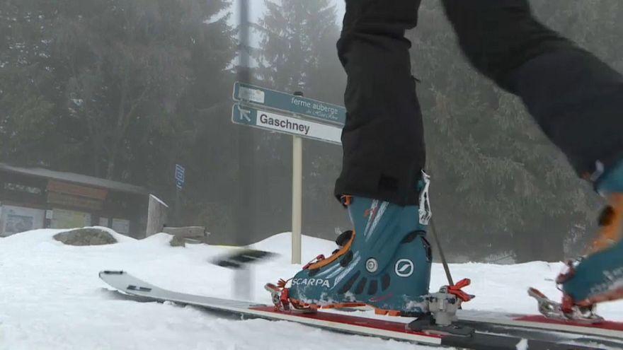 France : les stations de ski des Vosges, à l'est du pays, ont rouvert
