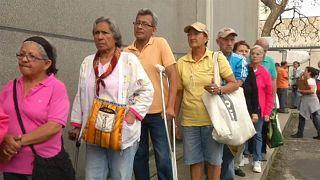 60 tonna segély tart Venezuela felé