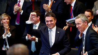 Υπεγράφη το πρωτόκολλο προσχώρησης στο ΝΑΤΟ της Βόρειας Μακεδονίας