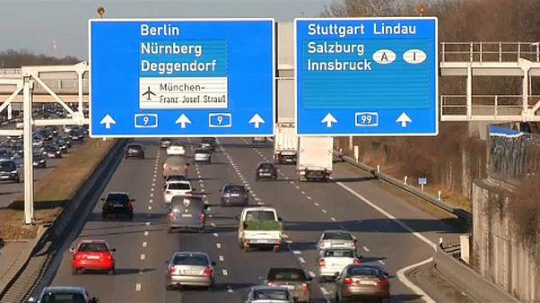 """Se despeja la vía para el """"peaje para extranjeros"""" alemán"""