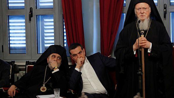 Isztambul: bezáratott ortodox papneveldében járt Ciprasz
