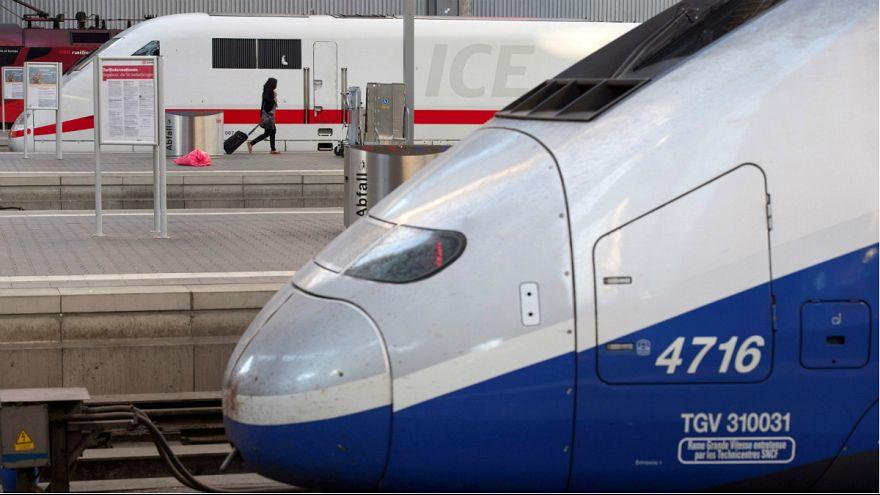 اتحادیه اروپا پروژه ادغام ریلی مشترک فرانسه و آلمان را ممنوع اعلام کرد