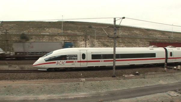 Bruselas veta la fusión de los gigantes del tren de alta velocidad Alstom y Siemens