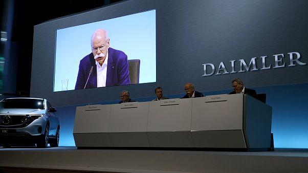 Jahresbilanz von Daimler: Fast 30 Prozent weniger Gewinn als 2017