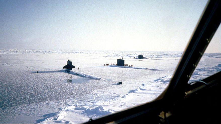 قطب شمال به سرعت به طرف روسیه در حرکت است