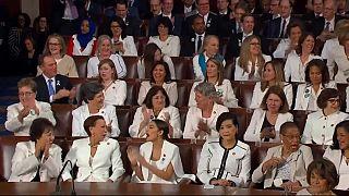 شاهد: كيف حاول ترامب كسب ودّ النساء من الحزب الديمقراطي