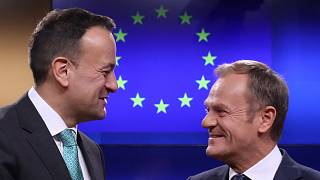"""A pokol egy külön bugyrába"" száműzné a brexitelőket Donald Tusk"
