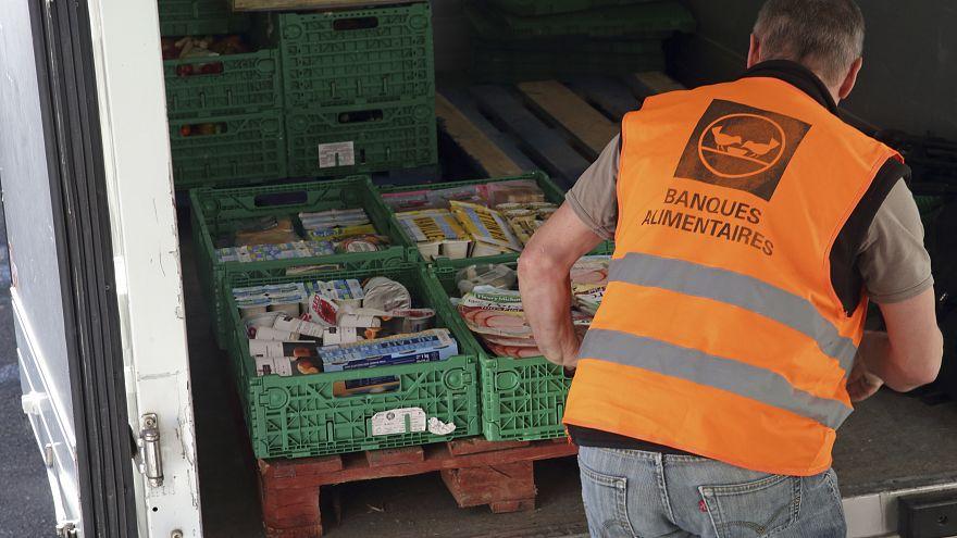 How is food waste regulated in Europe?