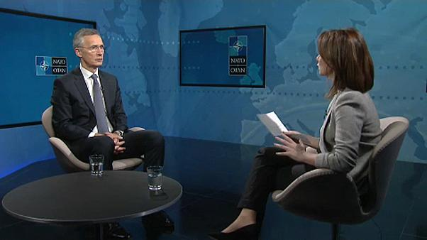 """Rusia todavía puede dar marcha atrás"", según Jens Stoltenberg"