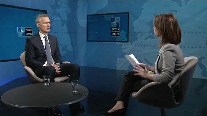 """Stoltenberg: """"Wir wollen kein neues Wettrüsten"""""""