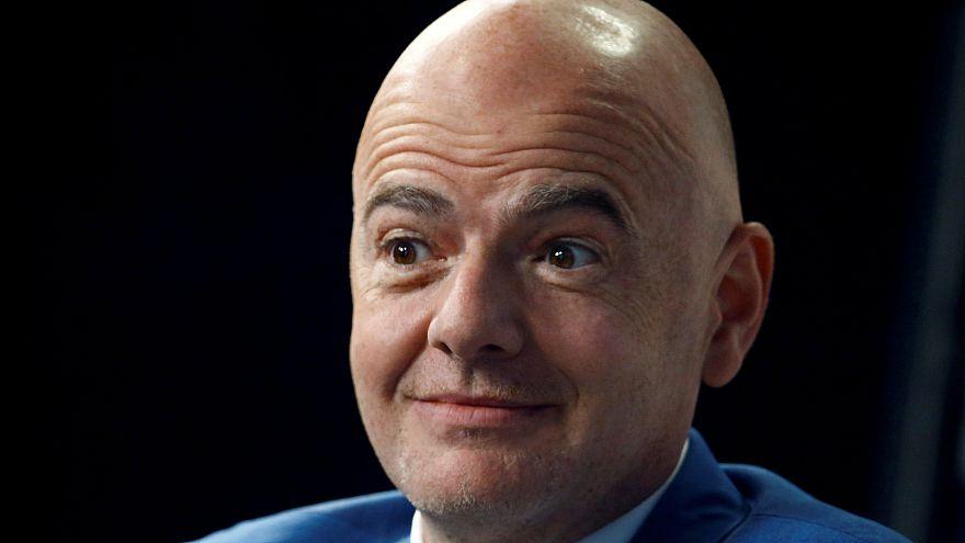 FIFA: Ο Ινφαντίνο μοναδικός υποψήφιος για την προεδρία