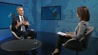 NATO nimmt Nordmazedonien auf - Generalsekretär Stoltenberg weist Kritik aus Russland zurück