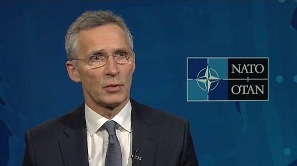 Γ. Στόλτενμπεργκ: «Η Ρωσία επεμβαίνει στο εσωτερικό των κρατών»
