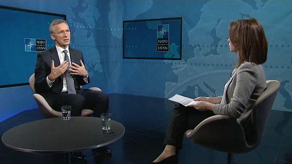 Stoltenberg insta a Moscú a respetar la decisión de Macedonia del Norte