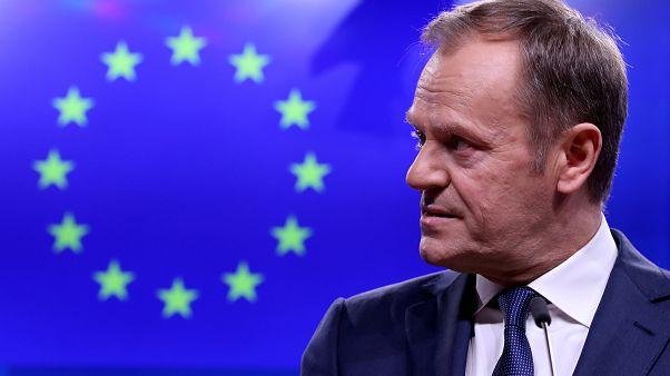 رئیس شورای اروپا: جایگاه اختصاصی هواداران برکسیت در جهنم است