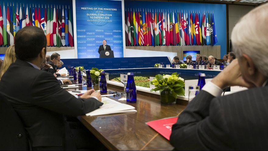 پمپئو: خروج نظامیان آمریکا از سوریه پایان مبارزه با داعش نیست