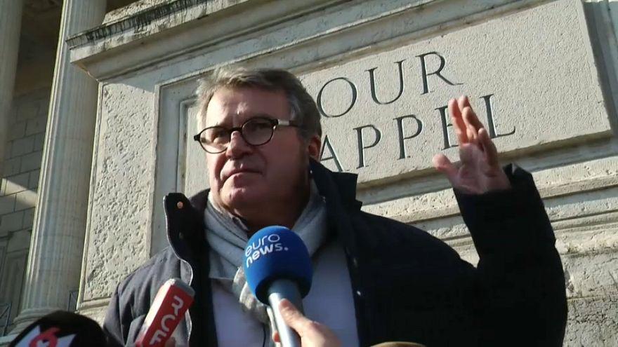 Agricultor francês contra Monsanto