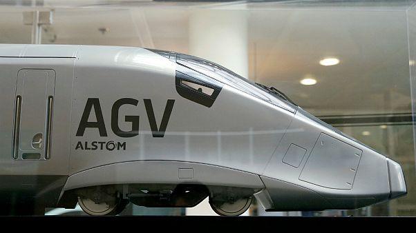 Alstom e Siemens falham maior grupo ferroviário europeu