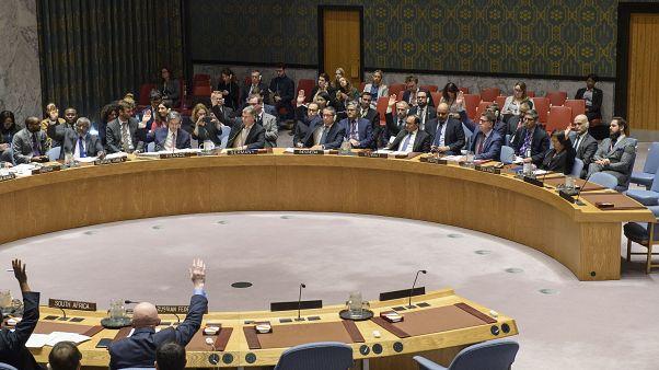 Στη δημοσιότητα το ψήφισμα του ΟΗΕ για την ειρηνευτική δύναμη (doc)