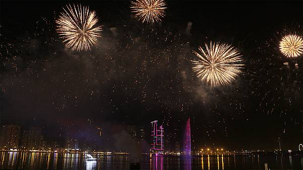Sharjah and its spellbinding Light Festival