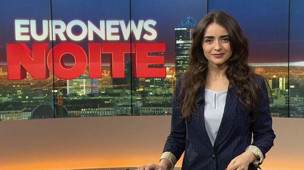 Euronews Noite 6.02.2019