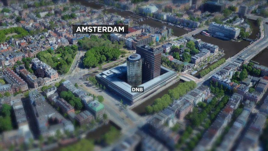 Holanda: la policía dispara contra un hombre cerca del Banco Central en Ámsterdam
