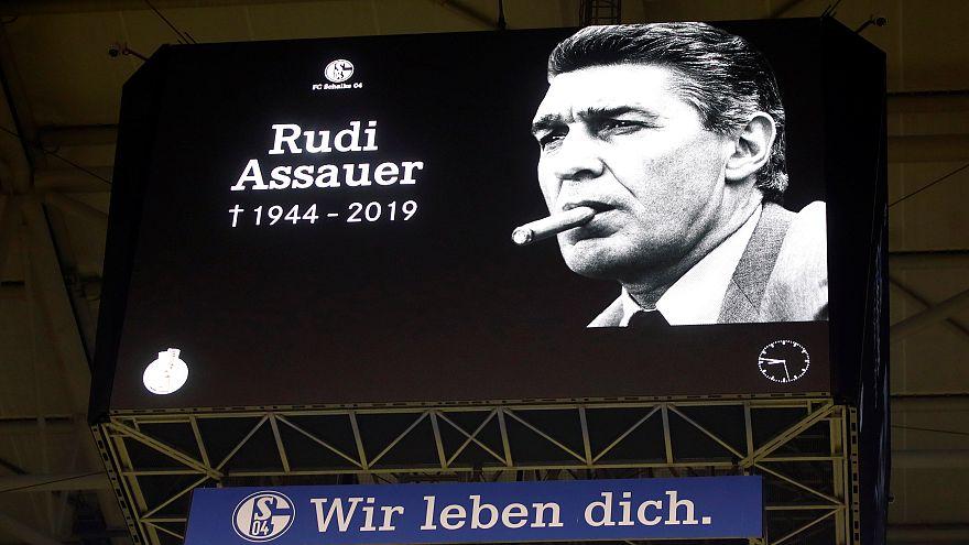 Trauer um Schalke-Legende Rudi Assauer (†74)
