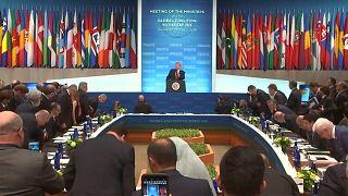 """Trump: """"Iraq e Siria presto liberi dall'ISIS"""""""