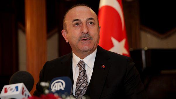 Çavuşoğlu: Türkiye, Suriye'den çekilme süreci için ABD ile ortak görev gücü kurdu