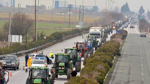 Άκαρπη η συνάντηση κυβέρνησης – αγροτών