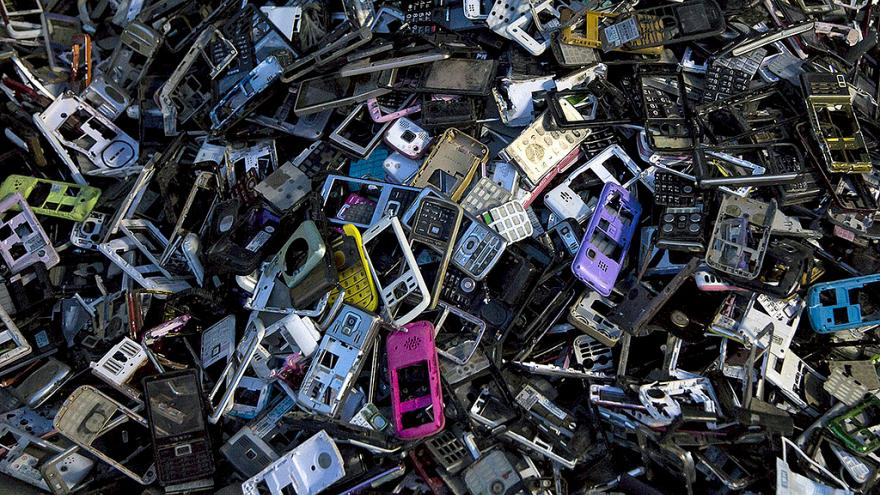 EU e-waste 'illegally' exported to developing countries: Report