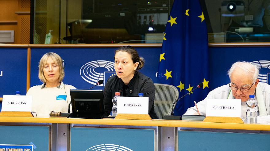 """""""Bene comune e Giustizia ambientale"""", un incontro a Bruxelles"""