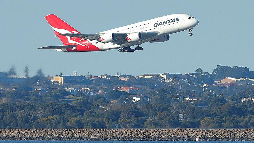 Qantas Airways отказывается от A380