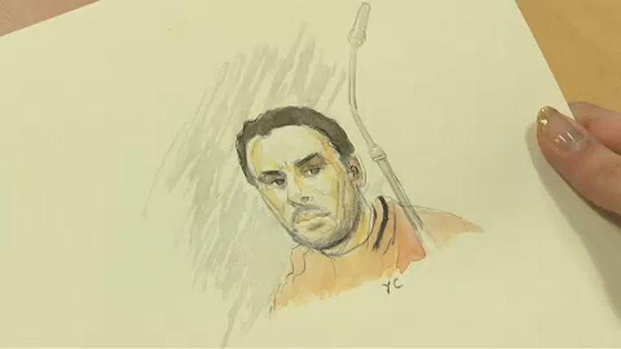 Nemmouche-Prozess: Ex-Geiseln erkennen ihren Folterer