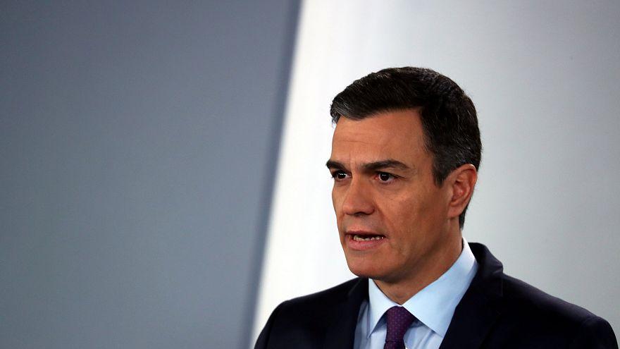 Pedro Sánchez defiende la democracia española en Estrasburgo a 5 días del inicio del procés