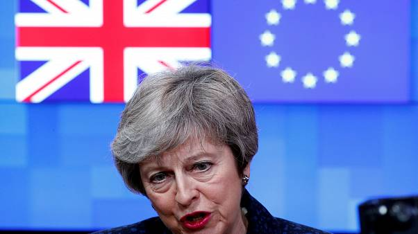 May no obtiene concesiones de Bruselas para su plan de Brexit