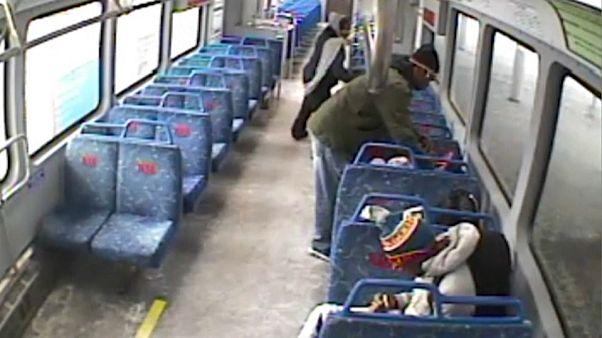 East Cleveland: Vater raucht und vergisst sein Baby im Zug