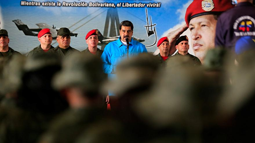 Why the army's loyalty is key in Venezuela's crisis