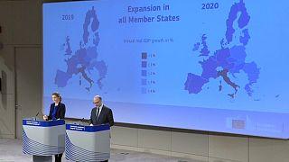 """""""Brexit"""", Handelskrieg, große Länder schwächeln: EU-Kommission warnt vor Wachstumsdelle"""