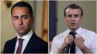 فرنسا تستدعي سفيرها في إيطاليا إثر تراشق لفظي هو الأسوأ منذ عقود
